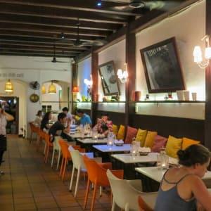 Maison Vy Hotel in Hoi An: Restaurant