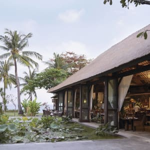 Belmond Jimbaran Puri Bali à Sud de Bali: Restaurant