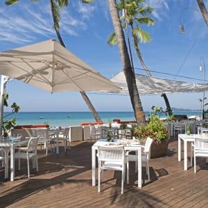 Art of Sand Resort à Ngapali: Restaurant
