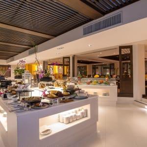 Siam Bayshore in Pattaya: Restaurant