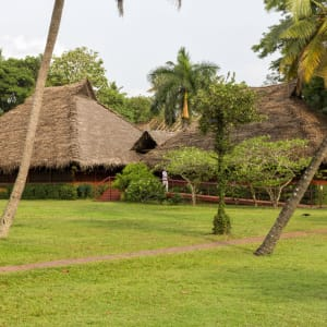 Marari Beach Resort in Mararikulam: Restaurant