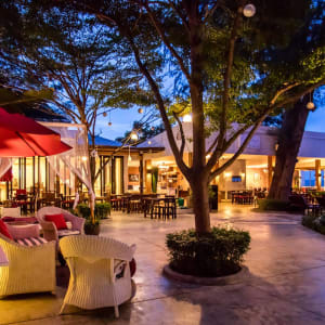 Laksasubha Hua Hin: Restaurant - Bar
