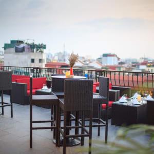 MK Premier Boutique Hotel in Hanoi:  Restaurant & Bar