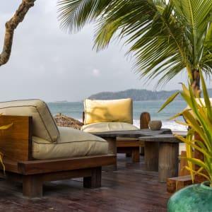 Ngapali Bay Villas & Spa: Restaurant Cozy Corner