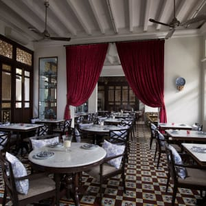 Seven Terraces à Penang: Restaurant | Kebaya Dining Room