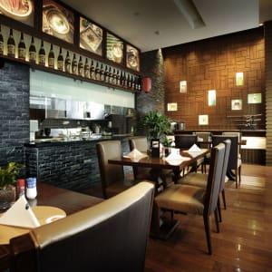 Park Plaza Beijing Wangfujing à Pékin: Restaurant Ooodle