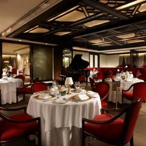 The Landis in Taipei: Restaurant Paris