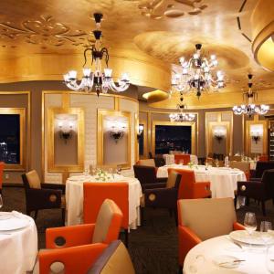 Lotte Hotel Seoul Main Tower: Restaurant - Pierre Gagnaire