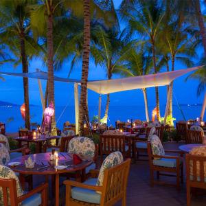Santiburi Koh Samui à Ko Samui: Restaurant Rim Talay