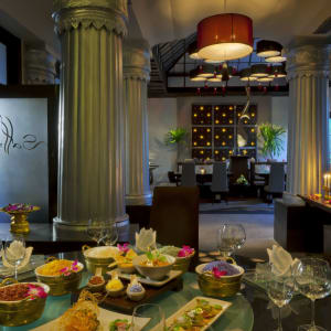 Banyan Tree Phuket: Restaurant Saffron