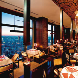 Mandarin Oriental à Tokyo: Restaurant Sense