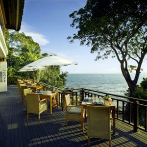 Banyan Tree Bintan: Restaurant The Cove