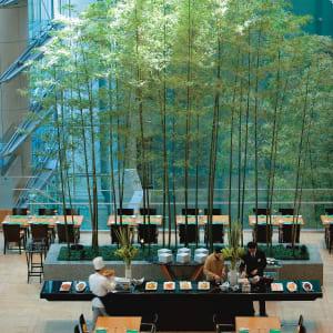 Mandarin Oriental à Tokyo: Restaurant Ventaglio