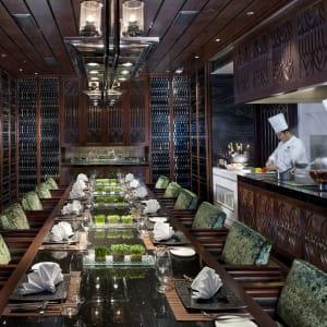 Mandarin Oriental Macau à Macao: Restaurant Vida Rica