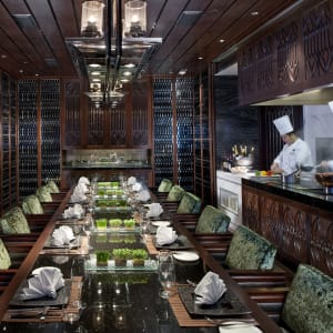 Mandarin Oriental Macau: Restaurant Vida Rica