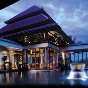 Banyan Tree Phuket: Restaurant Water Court