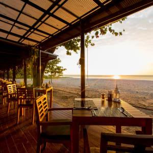 Bangsak Village in Khao Lak: Rim Lae Bangsak Restaurant