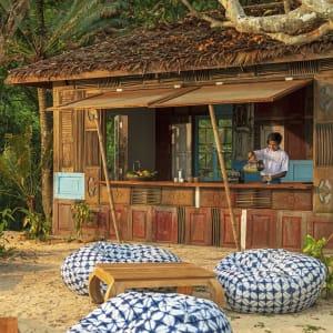 Wa Ale in Mergui Archipel: River cafe