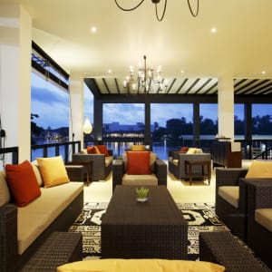 Centara Ceysands Resort & Spa Sri Lanka in Bentota: Riverside Lounge