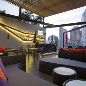 Icon Bangkok: Rooftop Bar