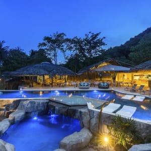 Tree House Villas Koh Yao in Ko Yao: Roots