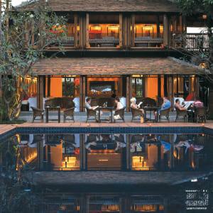 Tamarind Village à Chiang Mai: Ruen Tamarind