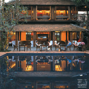 Tamarind Village in Chiang Mai: Ruen Tamarind