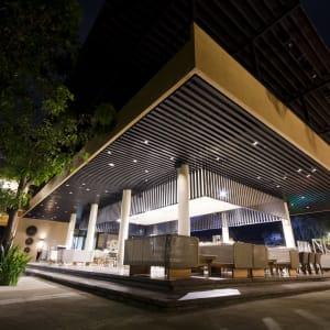 Amorita Resort in Bohol: Saffron Restaurant