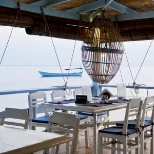 Knai Bang Chatt in Kep:  Sailing Club