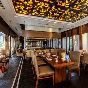 JW Marriott Khao Lak Resort & Spa: Sakura Japanese Restaurant
