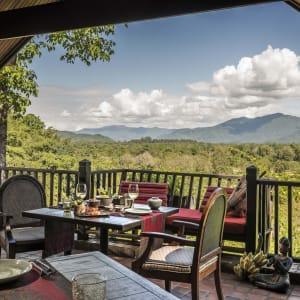 Anantara Golden Triangle Elephant Camp & Resort à Triangle d'Or: Sala Mae Nam