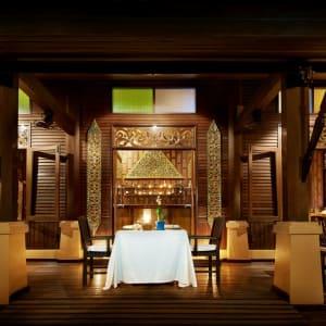Bo Phut Resort & Spa in Ko Samui: Sala Thai Restaurant - Royal Thai Cuisine