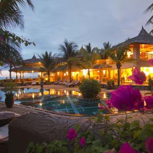Sailing Club Resort Mui Ne in Phan Thiet:  Sandals Restaurant