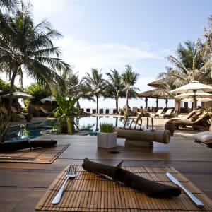 Sailing Club Resort Mui Ne in Phan Thiet:  Sandals Restaurant Mui Ne