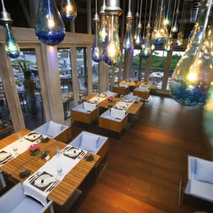 Anantara Mai Khao Phuket Villas: Sea Fire Salt Interior