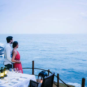 Anantara Peace Haven Tangalle Resort: Seaview Dining