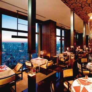 Mandarin Oriental à Tokyo: Sense tea corner
