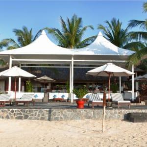 Blue Ocean Resort à Phan Thiet: Senses Restaurant & Beach Lounge