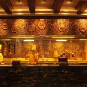 The Imperial in Delhi: Show Kitchen at Daniell's Tavern
