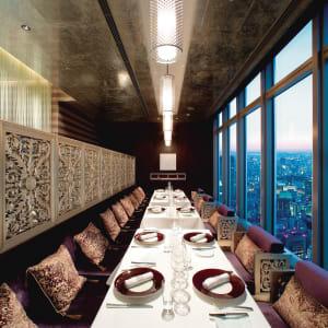 Mandarin Oriental à Tokyo: Signature restaurant