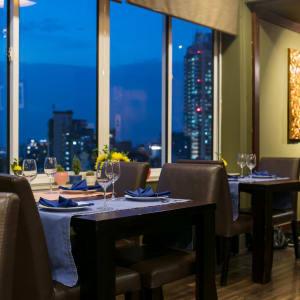 Anise à Hanoi:  Sky Restaurant