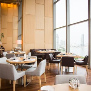 AVANI+ Riverside Bangkok Hotel: Skyline