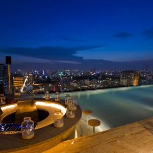 Hôtel des Arts Saigon: Social Club Rooftop Bar