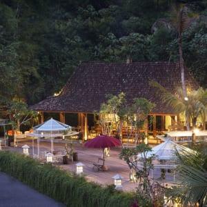 Plataran Borobudur Resort & Spa in Yogyakarta: Stupa Restaurant