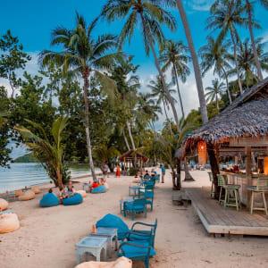 Paradise Koh Yao in Ko Yao: Sundowners