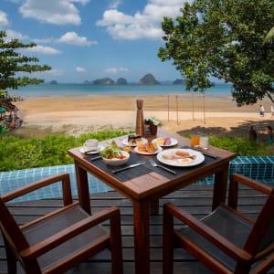 Tup Kaek Sunset Beach Resort à Krabi: Sunset Restaurant