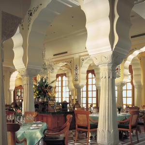 The Oberoi Rajvilas in Jaipur: Surya Mahal