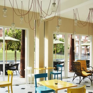 Heritance Negombo: Swiss Bakery Cafe
