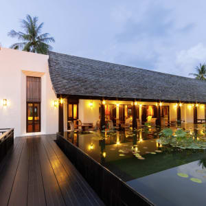 JW Marriott Khao Lak Resort & Spa: Ta Krai Thai Restaurant