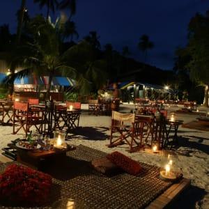 Zeavola Resort in Ko Phi Phi: Tacada